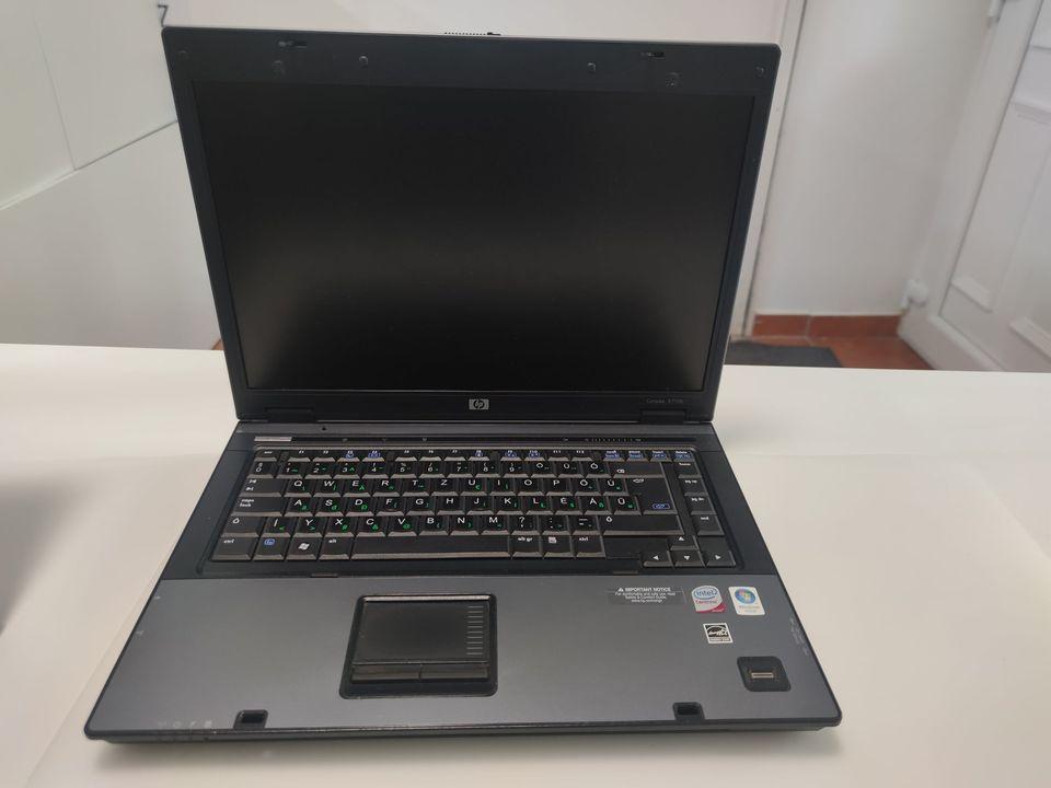 Felújított Notebook – HP 6710B netezős, SSD-s – 36 990 Ft